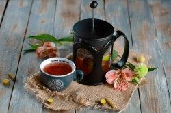 Raspberry Tea image