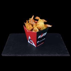 Creveți înveliți în cartof 9 buc. image