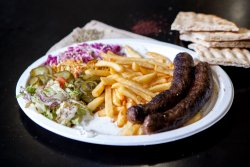 Kebab grecesc