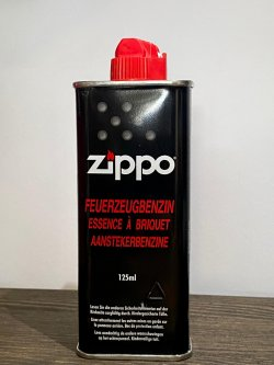 Benzina Zippo 125 ml image