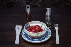 Salată de gogoșari murați