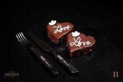Inimioara de ciocolată image