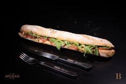 Sandwich prosciutto image