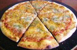 Pizza 4 formaggi image