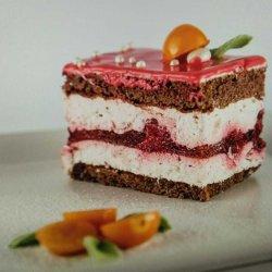 Iaurt zmeură ( felii tort) image