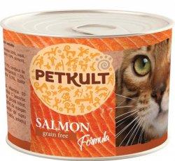 Petkult cu somon pisici image
