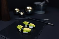Avocado nigiri image