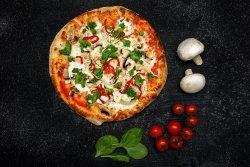 Pizza Broccoli  image