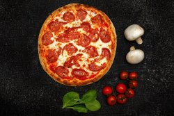 30% REDUCERE: Pizza Salami  image