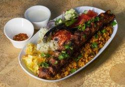 Adana Kebab (condimentat)