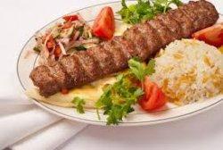 Urfa Kebab (necondimentat)