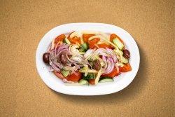 Salată grecească de post image
