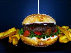 Spicey Burger image