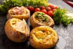 Cartofi smântână și mărar image