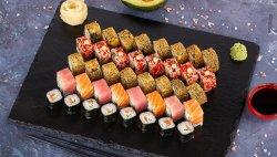 Sushi Master Fish & Cheese image