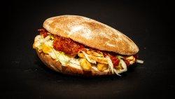 Pita kebab porție medie image