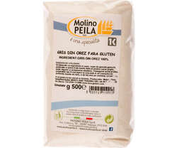 Molino Peila gris de orez fara gluten 500 g image