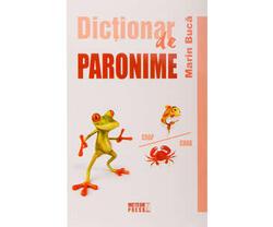 Dictionar de paronime - Marin Buca image