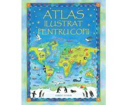 Atlas ilustrat pentru copii image