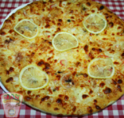 Pizza frutti di mare 36 cm