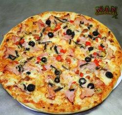 Pizza man mania 1+1 36 cm