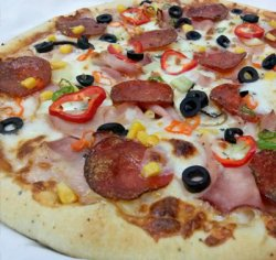 Pizza man original 41 cm