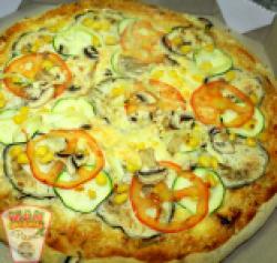 Pizza ortolana 1+1 (vegetariană) 36 cm