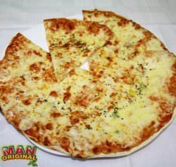 Pizza quatro formagio 41 cm