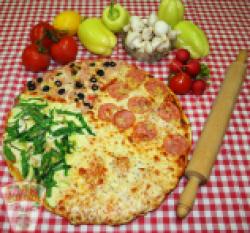 Pizza quatro stagione 29 cm