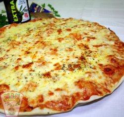 Pizza sei formagio tuffin 36 cm
