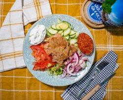 Salata Urban Vițel image