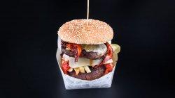 Dublu Cheeseburger  image