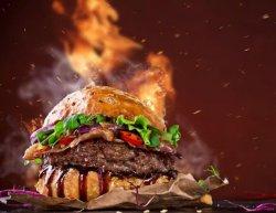 Hamburger vită image