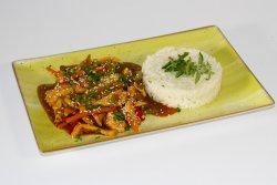 Thai chicken image