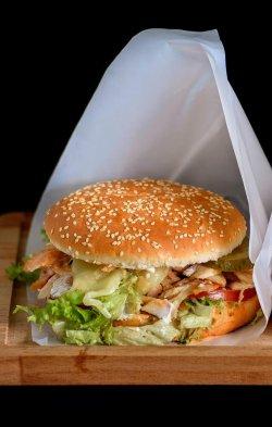 Burger pui si curcan image