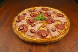 Pizza Canibale mega