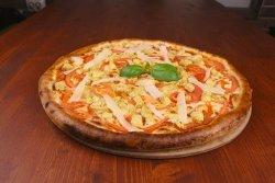 Pizza Pollo mega