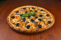 Pizza Romana mega