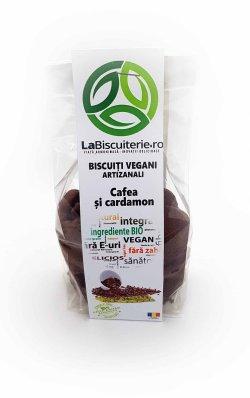 Biscuiti vegani fara zahar cu cafea si cardamon- 140g image