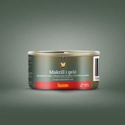 Makrill i gele, 80g (macrou in aspic) image