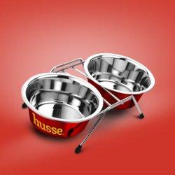 Cat Bowl, double dinner image