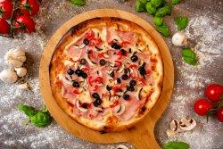 Pizza Capricioasa image