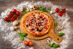 Pizza Quatro Stagioni image