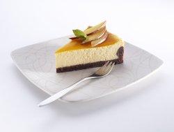 Cheesecake mango image
