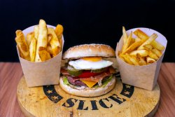 35% reducere: Burger flamingo image