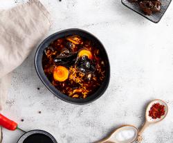 Supa iute-acrisoara Fa Suan image