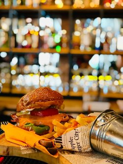 Mini Burger(potrivit pentru copii) image