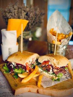 Sandwich Porc image