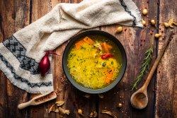 Supă de găină cu tăiței image