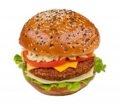 Falafel Burger image
